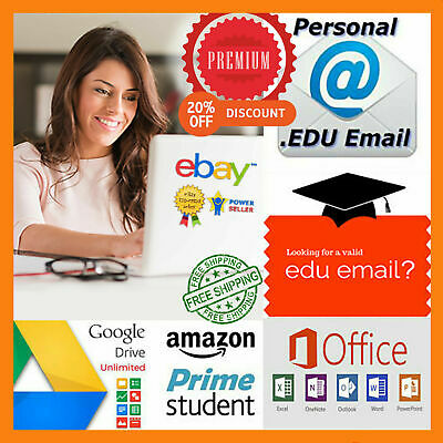 🎖 Recommended | EDU Mail (Student Email) + Unlimited Google Drive + Office 365