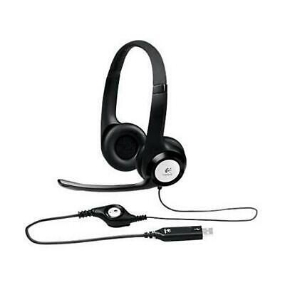Logitech ClearChat Comfort USB Headset with Microphone #981-000014