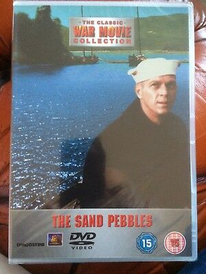 The Sand Pebbles (DVD, 2005) New Sealed