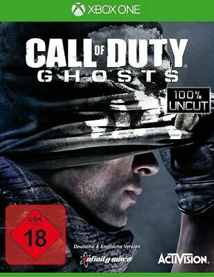 Call of Duty: Ghosts (100% uncut)  - XboxOne (USK18)