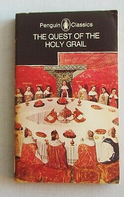 THE QUEST OF THE HOLY GRAIL Penguin 1st 1969 pb