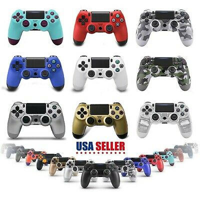 Wireless Bluetooth Controller For SONY Dualshock 4 PlayStation 4 PS4 Pro 2nd Gen