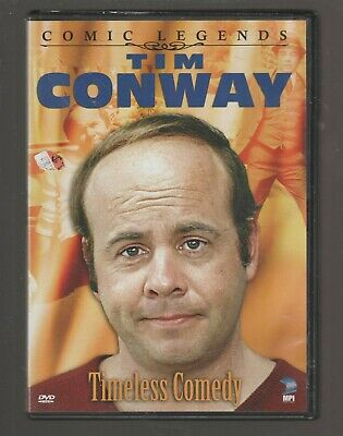 Timeless Comedy Comic Legends Tim Conway Dvd