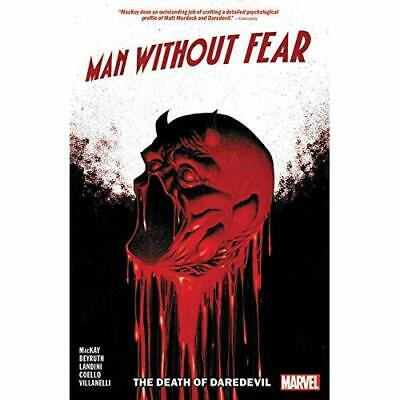 Man Without Fear: Death Of Daredevil - Paperback / softback NEW Mackay, Jed 14/