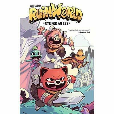RuinWorld: Eye for an Eye - Paperback / softback NEW Laufman, Derek