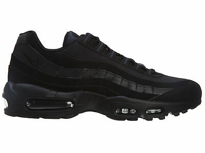 d3a95e09ba Nike Air Max '95 Mens 609048-092 Black Anthracite Running Shoes Size 10.5