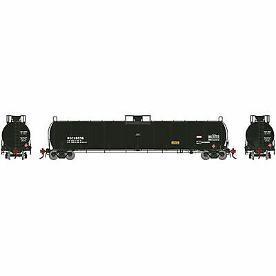 Athearn HO 33 900-Gallon LPG Tank Early ROCX #8036 ATHG25492