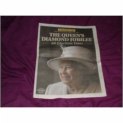 23 May 2012 QEII queen Royal Diamond Jubilee pull-out from Yorkshire post
