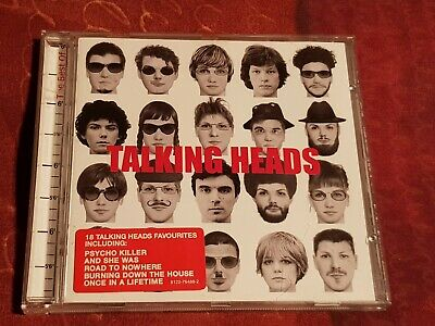 The Best of Talking Heads - (2004 Hits CD) FREE UK P&P