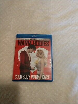 Blue Ray 2013 Brand New Warm Bodies: The Big and The Bad Zombies World War!!!!!!