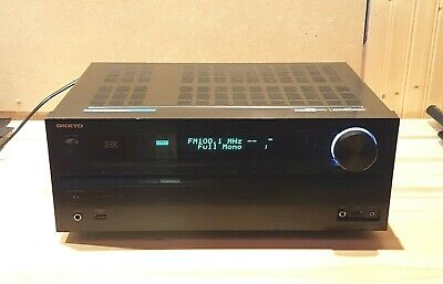 ONKYO TX-NR609 7.2 Channel Receiver AMP