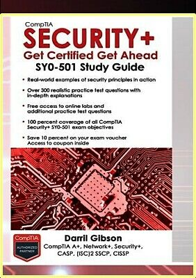CompTIA Security+ Get Certified Get Ahead : SY0-501 Study Guide {P.D.F}