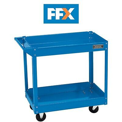 DRAPER 07629 2 Tier Tool Trolley
