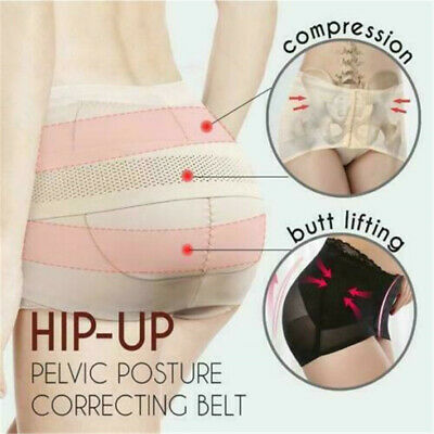 Women Hip-Up Pelvic Posture Correcting Belt Postpartum Recovery Support Pelvis