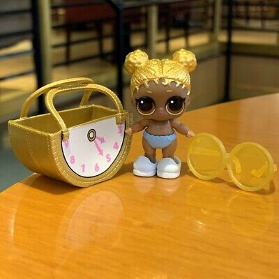 LOL Surprise Lil Sisters dolls eye spy baby Soul Babe Color Change doll With Bag