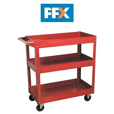Sealey CX108 Workshop Trolley 3-Level