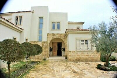 Big Modern Private Villa at Polemi-Paphos
