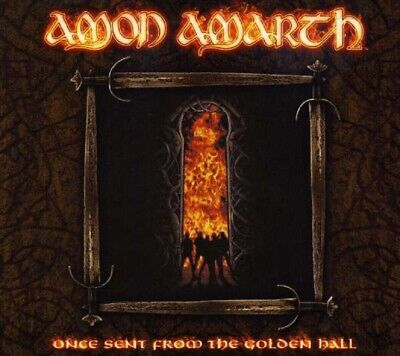 Amon Amarth - Once Sent From The Golden Hall - Metal Blad 03984147162 - (CD / T