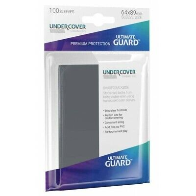 Ultimate Guard Undercover Sleeves Standard Size (100) (2213006)