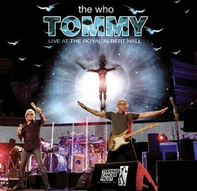 Who The Tommy: Live at the Royal Albert Hall CD NEW