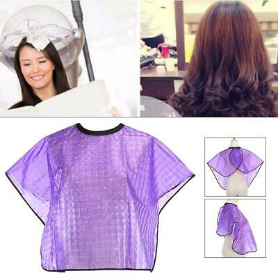Barber Hair Cutting Gown Cape Apron Hairdresser Window Haircutter Coating Cover