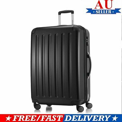 "28"" Luggage Suitcase Trolley Set TSA Lock Travel ABS+PC Hard Case Light weight"