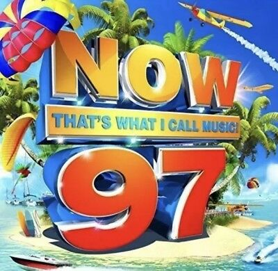 Now That's What I Call Music! 97 - Various (2CD 2017) NEW SEALED OFFICIAL