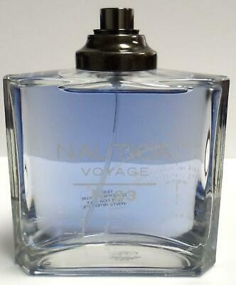 VOYAGE N - 83 By Nautica cologne for men EDT 3.3 / 3.4 oz New Tester