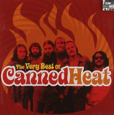 Very Best Of Canned Heat -  CD TQVG The Cheap Fast Free Post