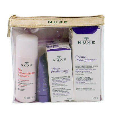 Nuxe Anti Jeg Lag Collection Gift Set Anti-Ageing Cleansing Moisturising