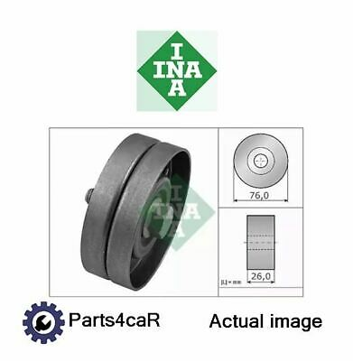 INA Deflection Guide Pulley v-ribbed belt 532060910 Fit with Lexus IS