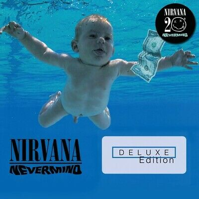 Nevermind (Remastered)-Deluxe Edition (2cd) - Nirvana (2011, CD NEUF)