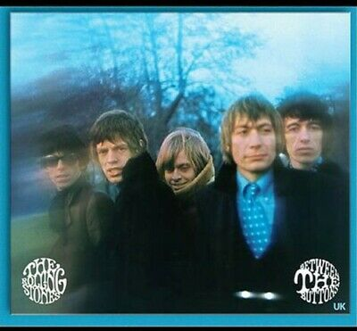 Between The Buttons (Uk) - Rolling Stones (2002, CD NEUF) Remastered