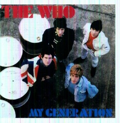 My Generation: Deluxe Edition - 2 DISC SET - Who (2012, CD NEUF)