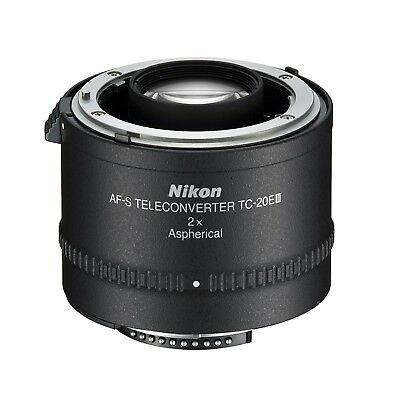 Nikon AF-S TC-20E III 2x Teleconverter *NEW* *IN STOCK*