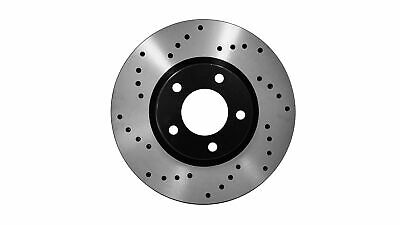 Fits 03-05 2006 2007 Chrysler Town /& Country 780037 2 Front Brake Rotors Pair