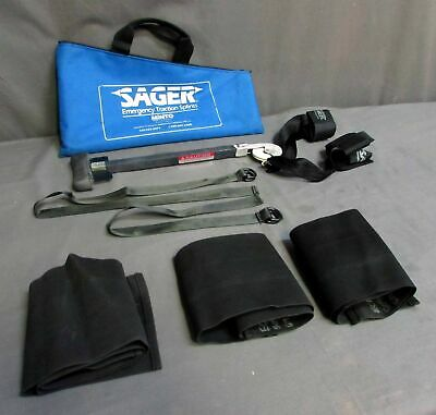 Sager Minto Emergency Traction Splint