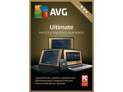Avg Ultimate 2019, 2 Year Key For Unlimited Devices⚡Download⚡Windows⚡Mac⚡Android