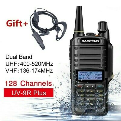 baofeng bf 9700 8w ip67 waterproof two way radio uhf400 520mhz fm