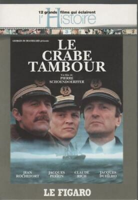Collection Figaro Le Crabe Tambour Dvd Histoire #3 Jean Rochefort Jacques Perrin
