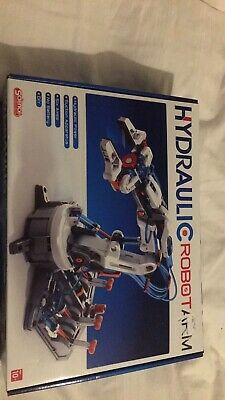 The Source Wholesale Hydraulic Robot Arm - Build Your Own Remote Controlled Toy
