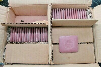 Vintage Hancock's Red Square Tailors Chalk Nearly Full Wholesale Box Approx.85pc