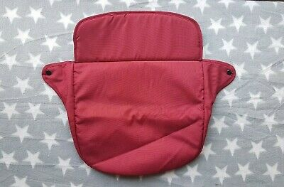 Mothercare Roam Apron Carrycot Cover in Red