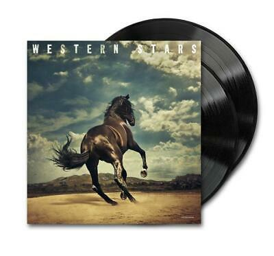 "Bruce Springsteen - Western Stars (NEW 2 x 12"" VINYL LP) (Preorder 14th June)"
