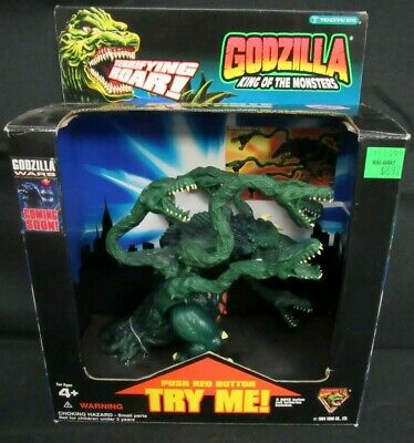 "Vintage 1994 Trendmasters Godzilla King of the Monsters 6"" Biollante MIB S690"