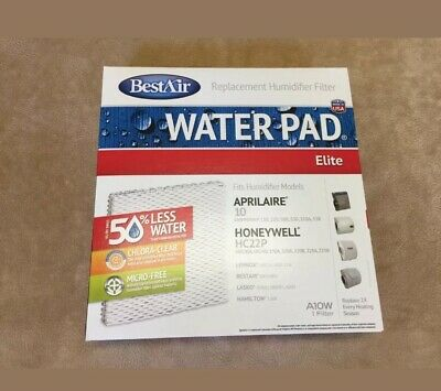 BestAir A10W Humidifier Replacement Water Pad Filter