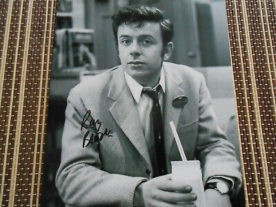 Ray Brooks,  Carry On Actor,  Original Hand Signed Photo 10 x 8
