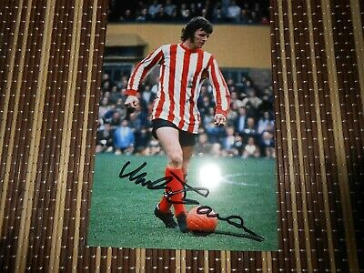 Mike Channon, Ex Footballer,  Original Hand Signed Photo 6 x 4