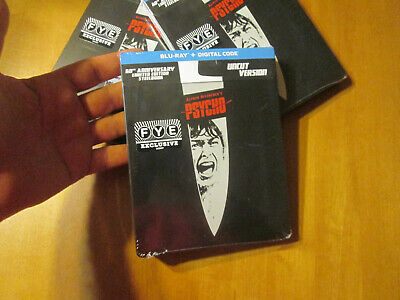 Pulp Fiction Blu-Ray Quentin Tarantino Steelbook Limited Edition Us  New Sealed