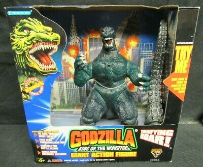 1994 Trendmasters Godzilla King of Monsters Giant Action Figure MIP A289